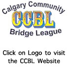 CCBL Logo - Calgary Bridge Clubs