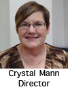 Crystal Mann - Club Director