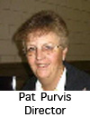 Pat Purvis - NCL Club Director