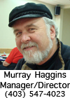 Bridge Nutz Club Manager - Murray Haggins
