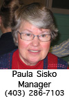 Paula Sisko - NCL Club Manager
