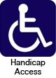 Handicap Access - Aurora Bridge Club