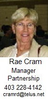 Bow River Club Partnership  - Rae Cram