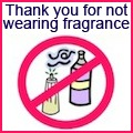 Calgary Bridge Club Fragrance Policy